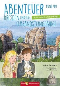 Elbsandsteingebirge, Dresden, Lilly und Nikolas