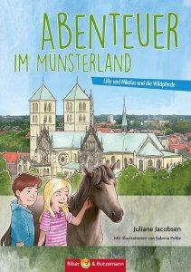 Münsterland, Lilly und Nikols, Wildpferde