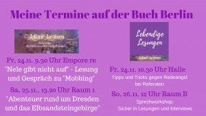 Buch Berlin, Buchmesse