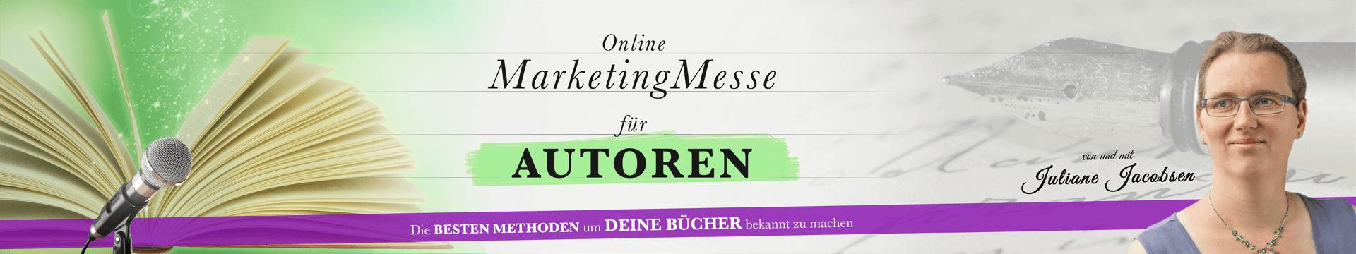 1. MarketingMesse für Autoren